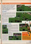 Scan of the walkthrough of International Superstar Soccer 64 published in the magazine X64 HS02, page 10