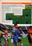 Scan of the walkthrough of International Superstar Soccer 64 published in the magazine X64 HS02, page 11