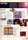 Scan of the walkthrough of Mace: The Dark Age published in the magazine X64 HS2