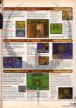 Scan of the walkthrough of Quake published in the magazine X64 HS02, page 2