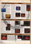 Scan of the walkthrough of Quake published in the magazine X64 HS02, page 3