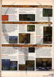 Scan of the walkthrough of Quake published in the magazine X64 HS02, page 4