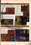Scan of the walkthrough of Quake published in the magazine X64 HS02, page 7