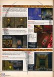 Scan of the walkthrough of Quake published in the magazine X64 HS02, page 8