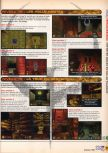Scan of the walkthrough of Quake published in the magazine X64 HS02, page 9