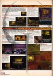 Scan of the walkthrough of Quake published in the magazine X64 HS02, page 10