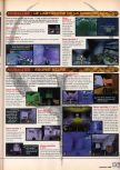Scan of the walkthrough of Quake published in the magazine X64 HS02, page 11