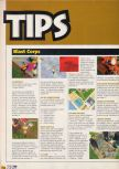Scan of the walkthrough of Blast Corps published in the magazine X64 HS1