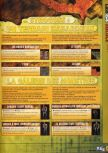 Scan of the walkthrough of Quake II published in the magazine X64 HS07, page 6