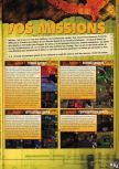 Scan of the walkthrough of Quake II published in the magazine X64 HS07, page 8