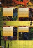 Scan of the walkthrough of Quake II published in the magazine X64 HS07, page 11
