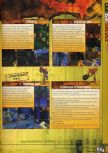 Scan of the walkthrough of Quake II published in the magazine X64 HS7