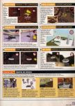 Scan of the walkthrough of Star Wars: Rogue Squadron published in the magazine X64 HS7