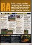 Scan of the walkthrough of Banjo-Kazooie published in the magazine X64 HS7