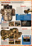 Scan of the walkthrough of  published in the magazine Expert Gamer 58, page 4