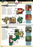 Scan of the walkthrough of Quake II published in the magazine Expert Gamer 61, page 5