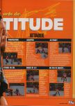 Scan of the walkthrough of WWF Attitude published in the magazine X64 HS9, page 2