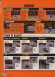 Scan of the walkthrough of WWF Attitude published in the magazine X64 HS9, page 3