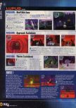 Scan of the walkthrough of Jet Force Gemini published in the magazine X64 HS9