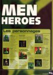 Scan of the walkthrough of Army Men: Sarge's Heroes published in the magazine X64 HS09, page 2