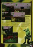 Scan of the walkthrough of Army Men: Sarge's Heroes published in the magazine X64 HS09, page 8