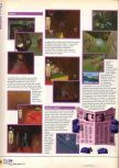 Scan of the walkthrough of Tonic Trouble published in the magazine X64 HS9