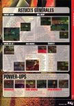 Scan of the walkthrough of Quake II published in the magazine X64 HS09, page 2