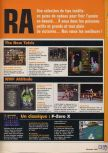 Scan of the walkthrough of WWF Attitude published in the magazine X64 HS9
