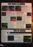 Scan of the walkthrough of Quake II published in the magazine X64 HS09, page 3
