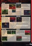 Scan of the walkthrough of Quake II published in the magazine X64 HS9