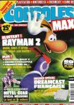 Cover scan of magazine Consoles Max  04