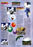 Scan of the preview of Kirby's Air Ride published in the magazine GamePro 090, page 1