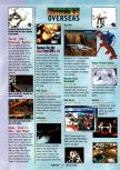 Scan of the preview of Monster Dunk published in the magazine GamePro 090