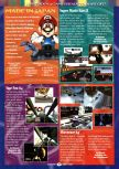 Scan of the preview of Mario Kart 64 published in the magazine GamePro 091