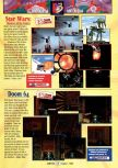 Scan of the preview of Doom 64 published in the magazine GamePro 095