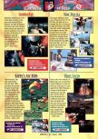 Scan of the preview of Kirby's Air Ride published in the magazine GamePro 095, page 1
