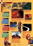 Scan of the review of Super Mario 64 published in the magazine GamePro 097