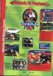 Scan of the preview of Mario Kart 64 published in the magazine GamePro 102