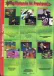 Scan of the preview of Blade & Barrel published in the magazine GamePro 102, page 1