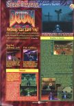 Scan of the preview of Doom 64 published in the magazine GamePro 102