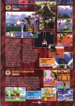 Scan of the preview of Yoshi's Story published in the magazine GamePro 104