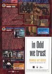Scan of the preview of Mission: Impossible published in the magazine GamePro 105, page 1