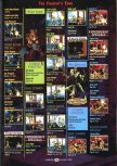 Scan of the walkthrough of Mace: The Dark Age published in the magazine GamePro 109, page 6