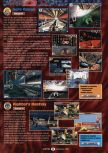 Scan of the preview of Aero Gauge published in the magazine GamePro 113