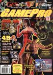 Cover scan of magazine GamePro  115