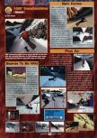 Scan of the preview of 1080 Snowboarding published in the magazine GamePro 115