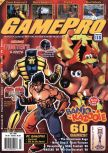 Cover scan of magazine GamePro  118