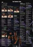 Scan of the walkthrough of WWF War Zone published in the magazine GamePro 119, page 7