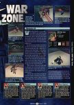 Scan of the review of WWF War Zone published in the magazine GamePro 119