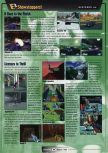 Scan of the preview of Extreme-G 2 published in the magazine GamePro 119, page 1